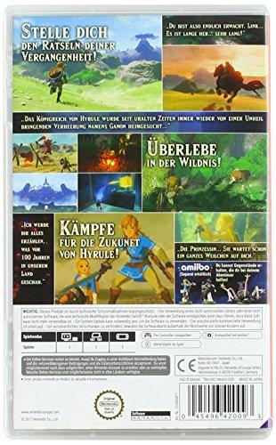 Legend of Zelda: Breath of the Wild [Nintendo Switch] - 2