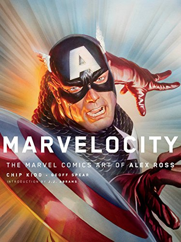 Compare Textbook Prices for Marvelocity: The Marvel Comics Art of Alex Ross Pantheon Graphic Library 1st Edition Edition ISBN 9781101871973 by Ross, Alex,Kidd, Chip,Abrams, J. J.