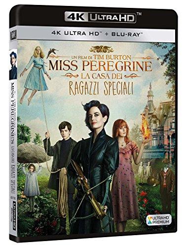 Miss Peregrine - La Casa Dei Ragazzi Speciali (4K+ Br)