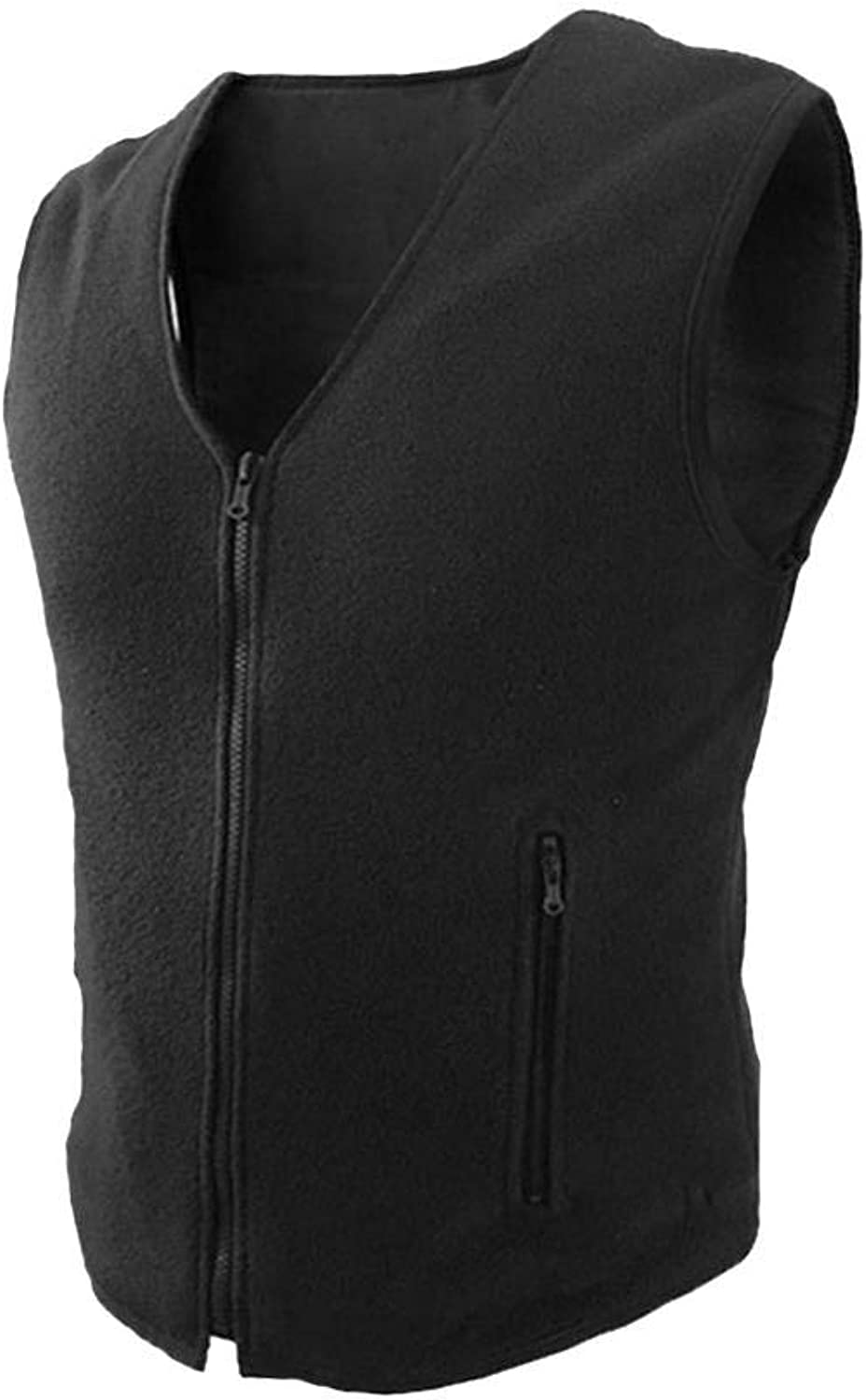 Heated Vest,USB Charging Electric Heated VestBody Warmer Down,Rechargeable Infrared Thermal Waistcoat 3 Heat Settings