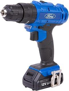 Ford 12V Cordless Impact Drill, FPW1015-12V, multicolor