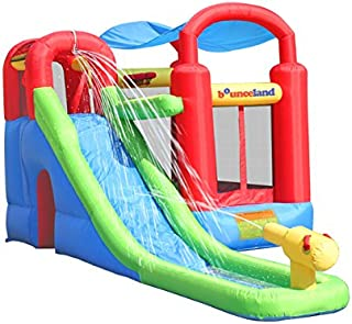 bounceland wet or dry