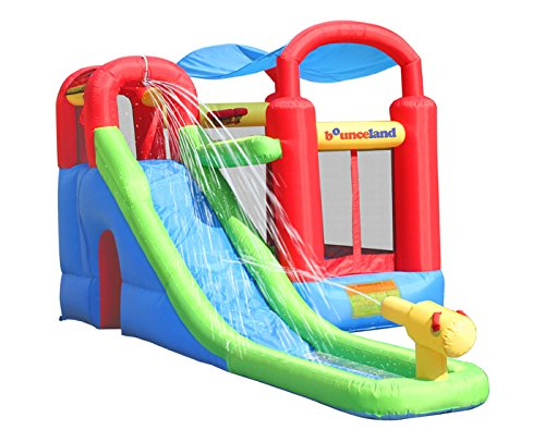 Inflatable Bounce House or Water Slide Wet or Dry...
