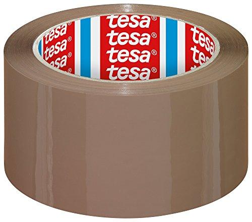 Tesa 4195 PP Packband (66m:50mm) braun