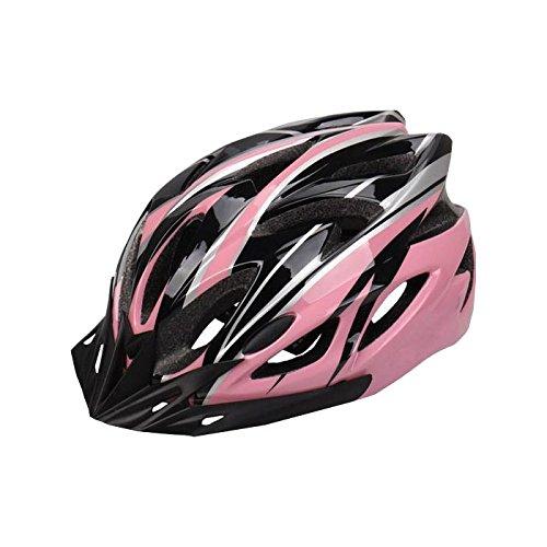 QYC ProteccióN Casco Bicicleta Helmet de Bici para JóVenes y Adultos para Ciclismo MTB Road Race MontañA BMX Carretera y Otras Formas de Actividad Ciclista