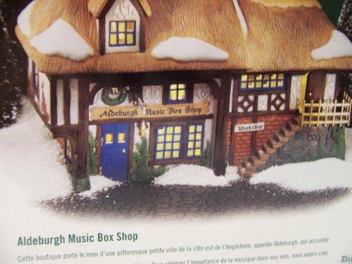 Boîte à musique Aldeburgh Shop \