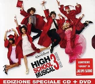 high school musical 3 + dvd (AudioCD)