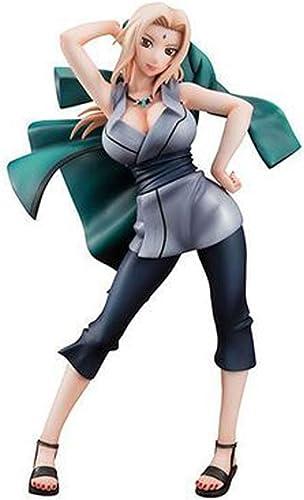 marcas de moda DUDDP Estatuas de Anime Anime Anime Modelo Naruto Capa Mu Ye San REN Escena en Caja Decoración Escultura Colección Abstracta Decoración hombres y mujeres Regalo Recuerdo 21 CM Juguetes de Anime  los nuevos estilos calientes