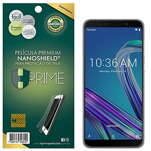 Pelicula NanoShield para Asus Zenfone Max Pro (M1) ZB601KL, Hprime, Película Protetora de Tela para Celular, Transparente