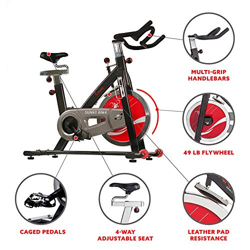 Sunny Health & Fitness Indoor Bike