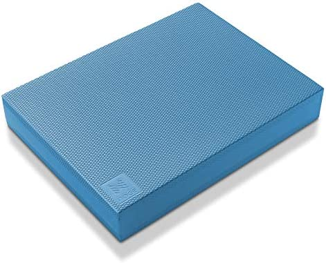 Node Fitness Premium Exercise Balance Pad 16 x 12 x 2 5 Inch Large Foam Mat for Yoga Fitness product image