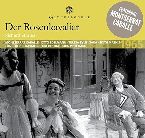 Strauss: El Caballero De La Rosa / Caballe, Zylis-Gara, Edelmann, Mathis, Lpo - Prtichard