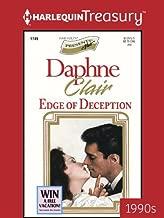 Edge of Deception (Presents Plus Book 1749)