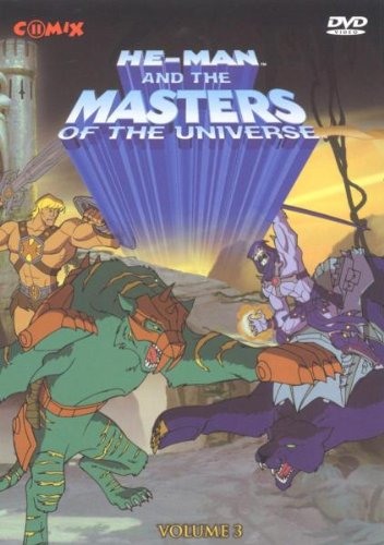 He-Man and the Masters of the Universe, Vol. 3