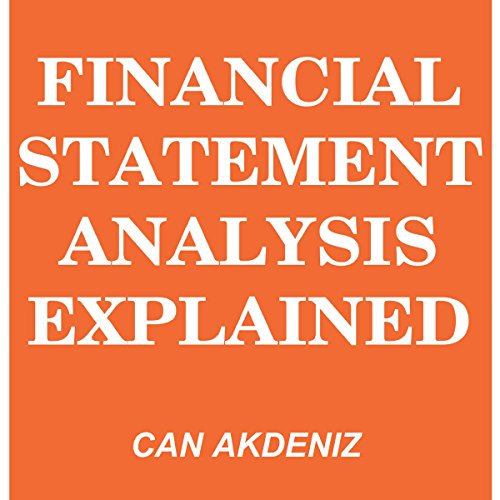 Financial Statement Analysis Explained audiobook cover art