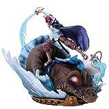 Rqcaxn Figuritas Decorativas Anime One Piece Gk Shanks PVC Figura de acción Colección Modelo Juguete...