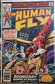 Comic Human Fly (1977 series) #9 Book