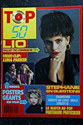 TOP 50 050 1987 02 LIO LUNA PARKER NIAGARA KIM WILDE STEPHANIE Partenaire Particulier
