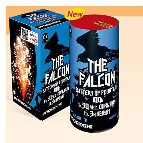 Pyrogiochi The Falcon per Feste