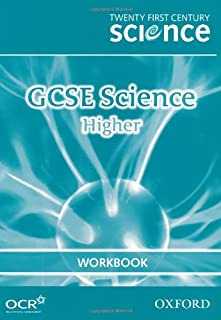Twenty First Century Science: GCSE Science Higher Workbook