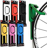 Cycloc - ENDO - Bicycle Wall Mount Bike Storage Rack (Black)