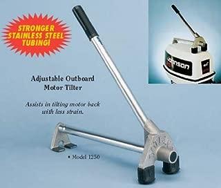 Best manual outboard motor tilt Reviews