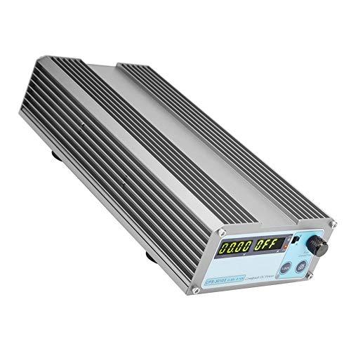 Fuente de alimentación carcasa de aluminio Fuente de alimentación digital CPS-3010 Pantalla de corriente de cuatro dígitos para el hogar(European regulations)