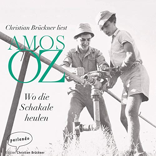 Wo die Schakale heulen audiobook cover art