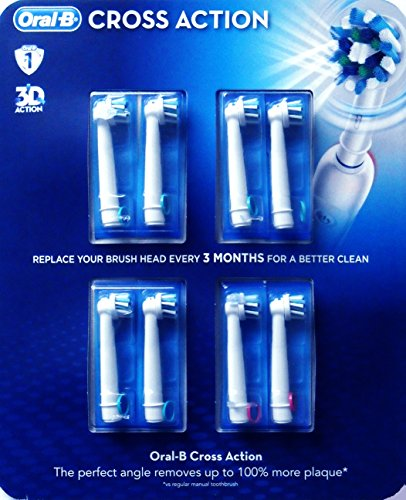 Oral-B Cross Action 3D...