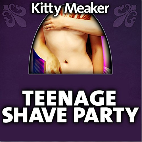 Teenage Shave Party audiobook cover art