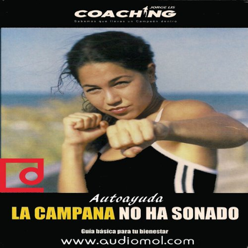 La campana no ha sonado [The Bell Hasn't Rung] audiobook cover art