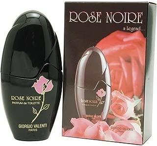 Rose Noire By Giorgio Valenti For Women.parfum de Toilette Spray 3.3 Oz.
