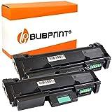 2 Bubprint Toner kompatibel für Samsung MLT-D116L Xpress M2625D M2675F M2675FN M2825DW M2825ND M2835DW M2875DW M2875FD M2875FW M2885 M2885FW Schwarz