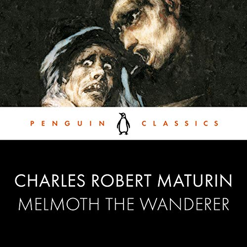 Couverture de Melmoth the Wanderer