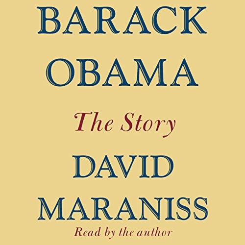 Barack Obama audiobook cover art