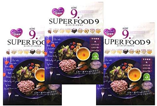 種庄 スーパーフード9(雑穀ミックス) 20g×6包(120g)×3袋