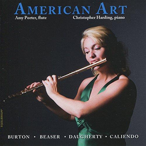 "Flute Sonata No. 3 ""The N.C. Wyeth Sonata"": III. Bronco Buster"