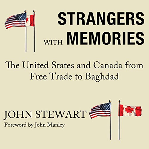 Strangers with Memories Audiobook By John Stewart cover art