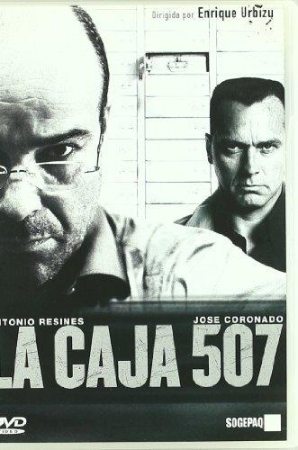 Box 507 ( La caja 507 ) ( Box Five Hundred Seven ) by Antonio Resines