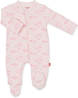 Magnificent Baby Magnetic Me Girl's Footie