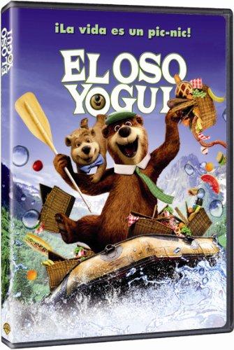 El Oso Yogui: La película [DVD]
