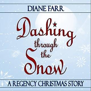 Dashing Through the Snow audiobook cover art