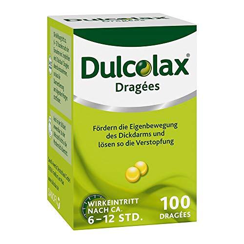 Dulcolax Dragées Dose bei 100 stk