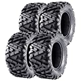 VANACC 26x8x14 26x10x14 ATV Tires Set of 4 6PR 26 inch 26x8-14&...
