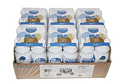 Fresubin 2kcal DRINK fibre Cappuccino, Trinknahrung, 24 x 200 ml