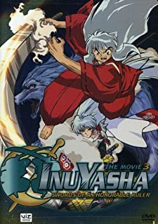 Inuyasha:The Movie 3:Swords of Hono(DVD)