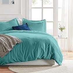 """cheap SLEEPZONE Duvet cover sets temperature setting 90 × 90 """"Ultra soft zipper 120g / m2…"""