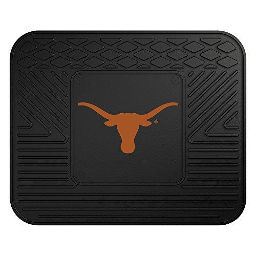 FANMATS 10088 NCAA University of Texas Longhorns Vinyl Utility Mat,Multi-colored,14'x17'