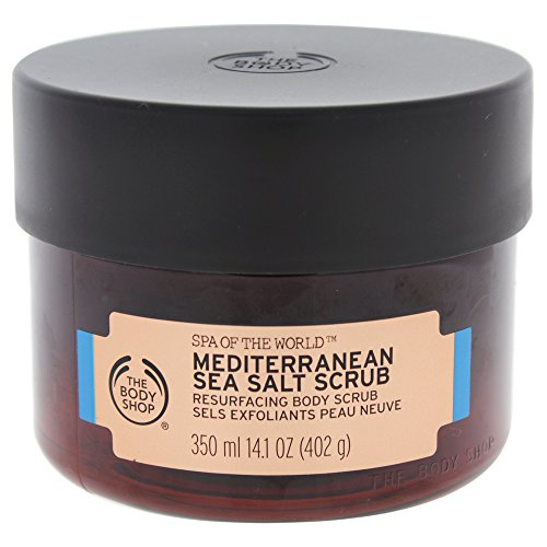 The Body Shop Spa of the World Dead Sea Salt Scrub, 14.1 Ounce