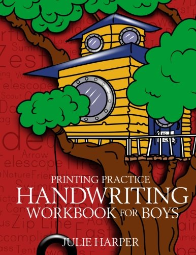 Compare Textbook Prices for Printing Practice Handwriting Workbook for Boys  ISBN 9781500199944 by Harper, Julie